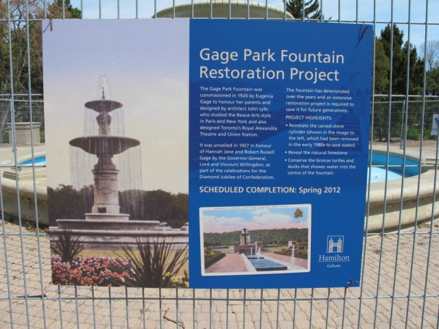 img 0815 - Is it a sin to Blog about Gage Park without a picture of the Fountain?